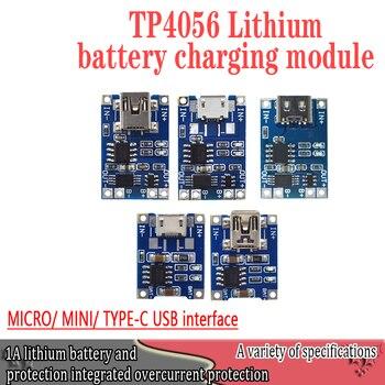 Умная электроника 5 в type-c Micro USB 1A 18650 ли�