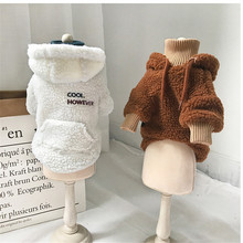Fashion Dog Hoodie Cat Puppy Clothing for Dog Coat Hoody Outfit Yorkshire Pomeranian Bichon Frise Schnauzer Dog Clothes Costume