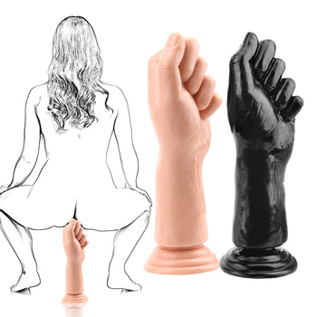 VATINE G-spot Huge Dildo Anal Plug Suction Big Hand Anal Stuffed Butt Plug Large Penis Fist Masturbate Sex Toys For Women Men sex shop elephant 27cm huge dildo big penis with suction cup masturbate adult erotic sex toys for men woman gay anal butt plug
