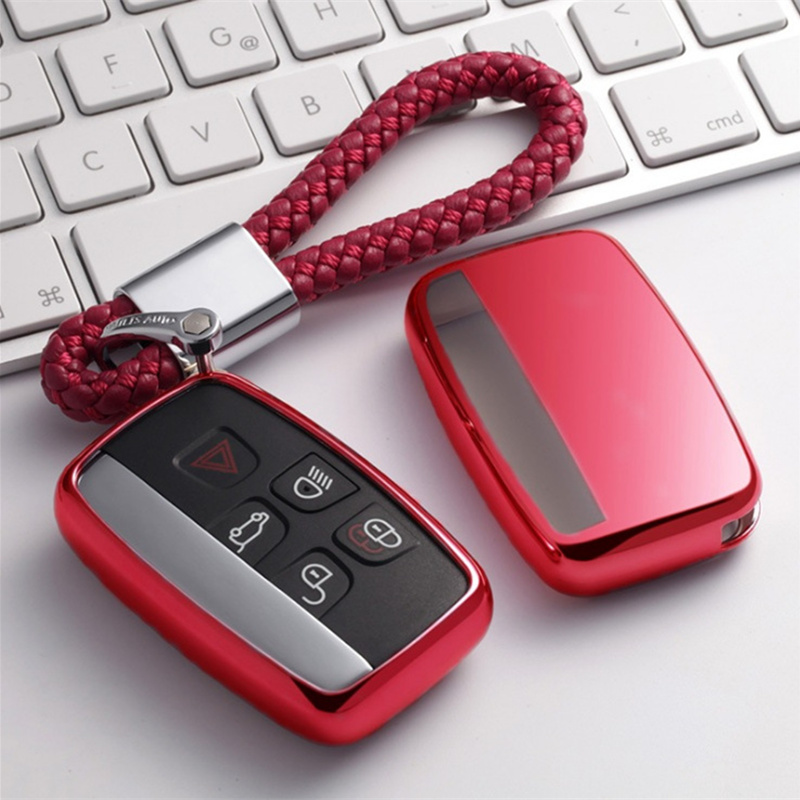 Image 4 - TPU Key Case Car Key Covers for Land Rover Range Rover Evoque Freelander 2 Discovery 3 4 Key Case Shell Case Smart Edition-in Key Case for Car from Automobiles & Motorcycles