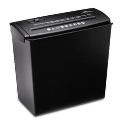 Mini trituradora de papel electrónica de oficina con enchufe europeo de 220V, trituradora A4, cortadora de papel doméstica con Lima silenciosa