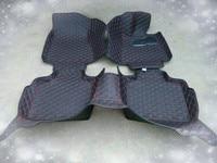 Full Cover Right Hand Steering RHD Carpet Durable Special Car Floor Mats for Audi A1 A3 A4 A4L A6 A6L A5 A8 A8L Q3 Q5 Q7 TT A7