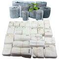 Биоразлагаемый нетканый материал мешки для выращивания растений для выращивания саженцев горшки для посадки растений экологичный вентили...