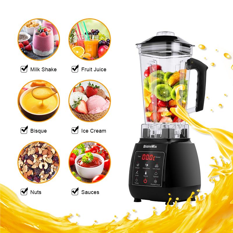 H80ccf2eca5f2491a9871804b6bd01d9fR Digital 3HP BPA FREE 2L Automatic Touchpad Professional Blender Mixer Juicer High Power Food Processor Ice Smoothies Fruit