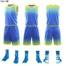 HOWE AO, баскетбольные майки, костюм для колледжа, мужская баскетбольная форма, спортивный комплект, футболки, шорты, набор, ткань, дышащая, на заказ, с принтом