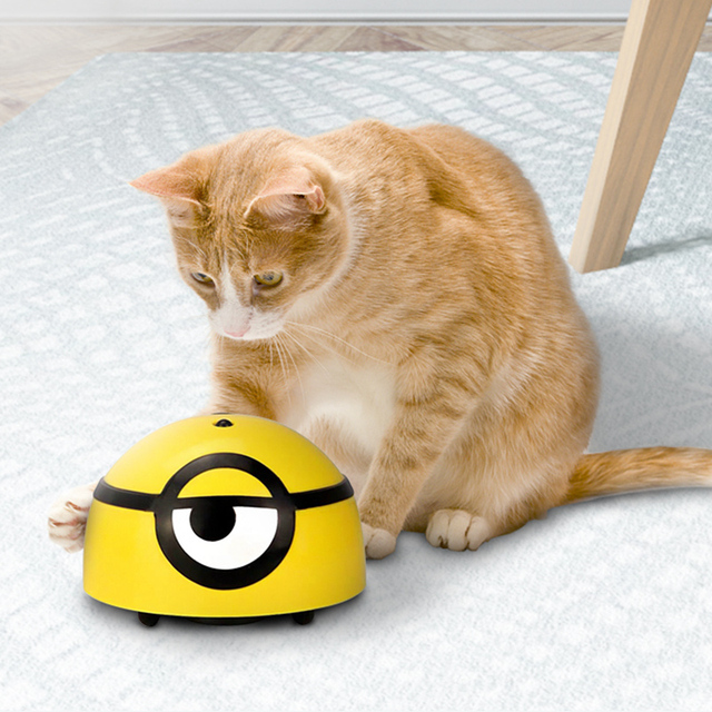 """""""Catch Me If You Can"""" Cat Toy 1"""