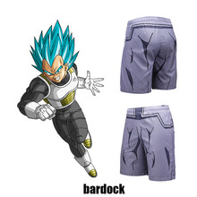 Dragon Ball Series Shorts 2020 Summer New Hawaiian Casual Beach Mens Shorts Fashion Style Man Shorts Bermuda Men Short Hombre(China)