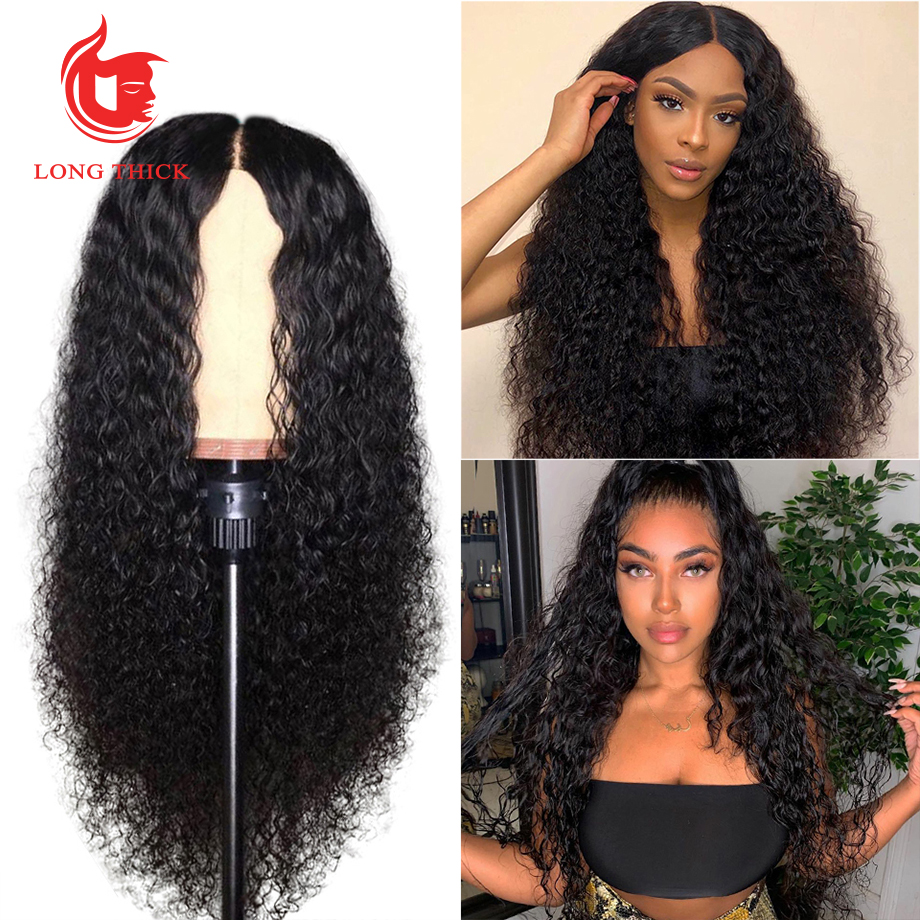 Loose Deep Wave Frontal Wig Bob Wig Lace Front  Wigs  30 Inch  Water Wave Lace Front Wig 3