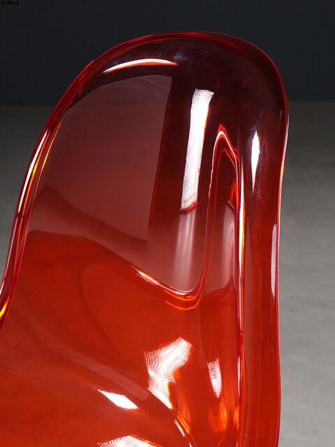 Transparent Clear Chair 4