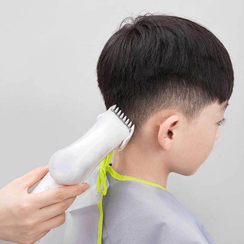 Xiaomi Mijia Smart Electric Baby Hair Clipper With Vacuum Hair Cleaner Ceramic Cutter Haircut Trimmer Children Hair Clipper Smart Remote Control Aliexpress