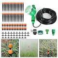 Топ!-25 м авто садовая вода орошение капельного распыления микро-полива растений шланг набор для таймера