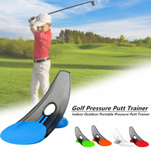Assist-Equipment Putt-Trainer Golf-Practice-Training Foldable Outdoor Home 1pc