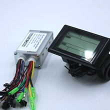 Motor-Controller Lcd-Display SW900 Greentime Brushless 48V 350W DC 36V 250W One-Set