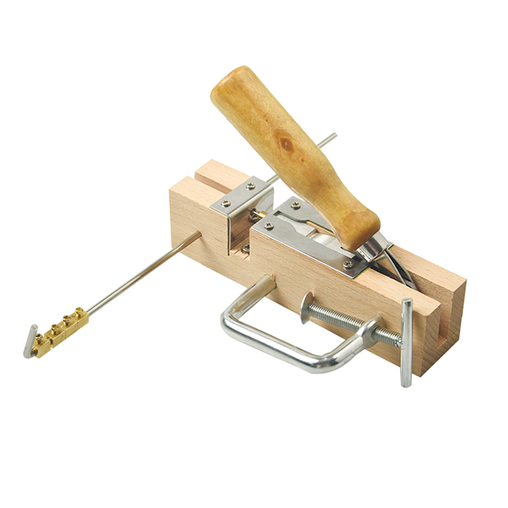 Beekeeping Equipment Combs Borer Holes Machine Drilling Practical Perforator For Bee Wooden Beehive Frame Eyelet Puncher Oc16