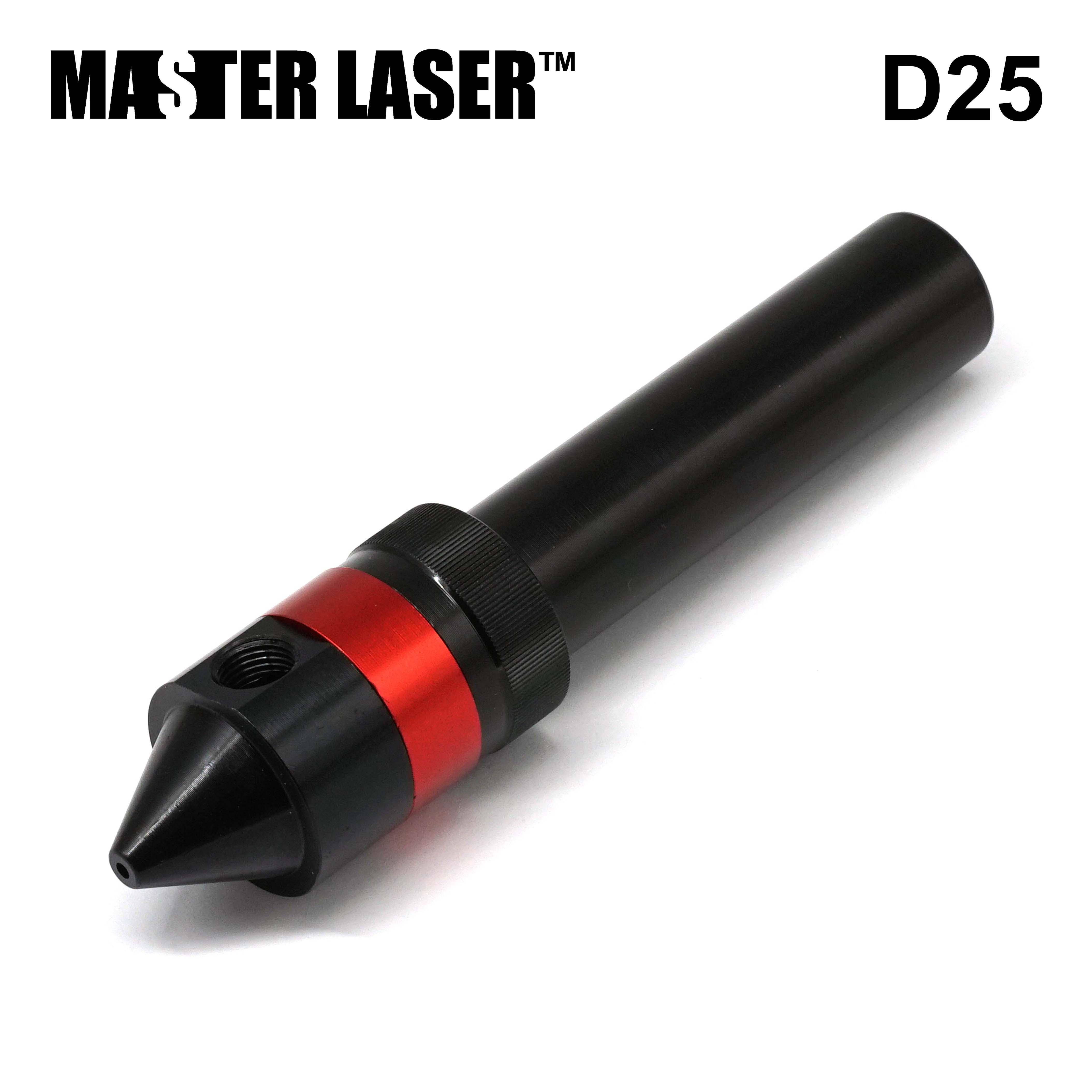 Laser Kopf Rohr D25 mm für CO2 Laser Schneiden Kopf