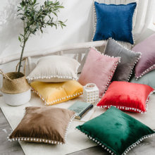 Decorative Throw Pillow Cover Square Cushion Cover Pillow Case  Nordic Style For  Living Room Sofa Bed Home Decor цены