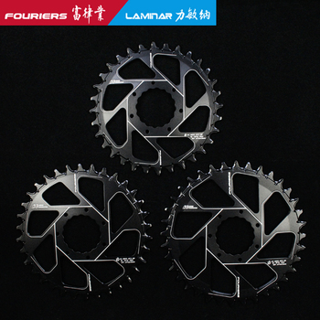 2020 New Fouriers  Bicycle N/W Single Chain ring Direct Mount 3mm offset 32T 34T 36T for CINCH system Race Face crank