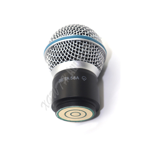 Image 2 - Replacement Cartridge Capsule Head for Shure Microphone System SM58 BETA58 BETA58A PGX4 SLX4 Wireless Mic Mics