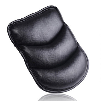 Central armrest box cushion cover pillow support armrest seat cover for Hyundai ix35 iX45 iX25 i20 i30 Sonata,Verna,Solaris image