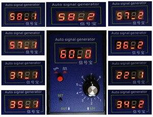 Image 3 - Generador de simulador de señal de vehículo y Sensor de posición de cigüeñal medidor de señal 2Hz a 8KHz