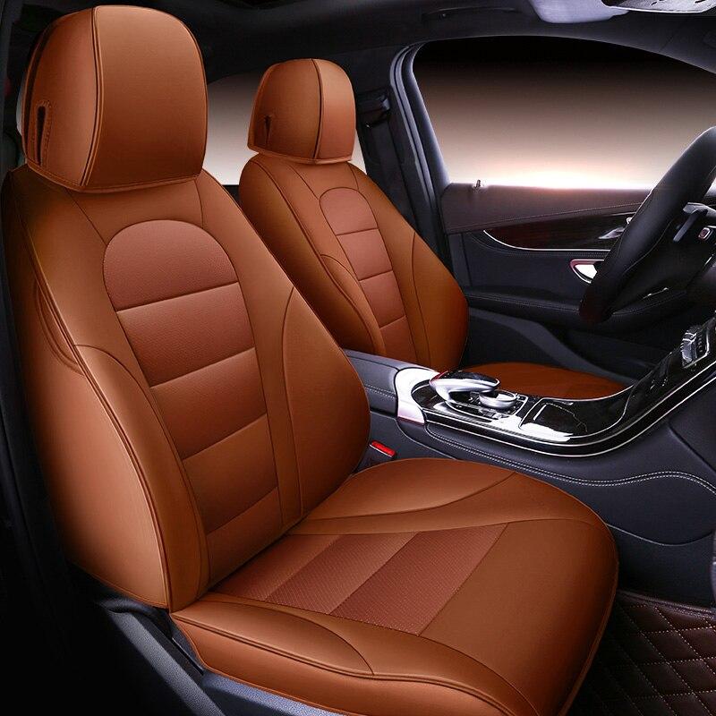 Custom Automobiles Cowhide Leather Car, Cowhide Car Seat