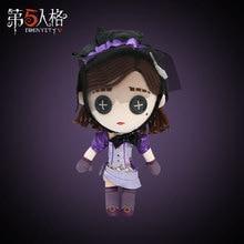 Toy Perfumer Plush-Doll Vera Nair Cosplay Anime Identity-V Clothing Change-Suit Dress-Up