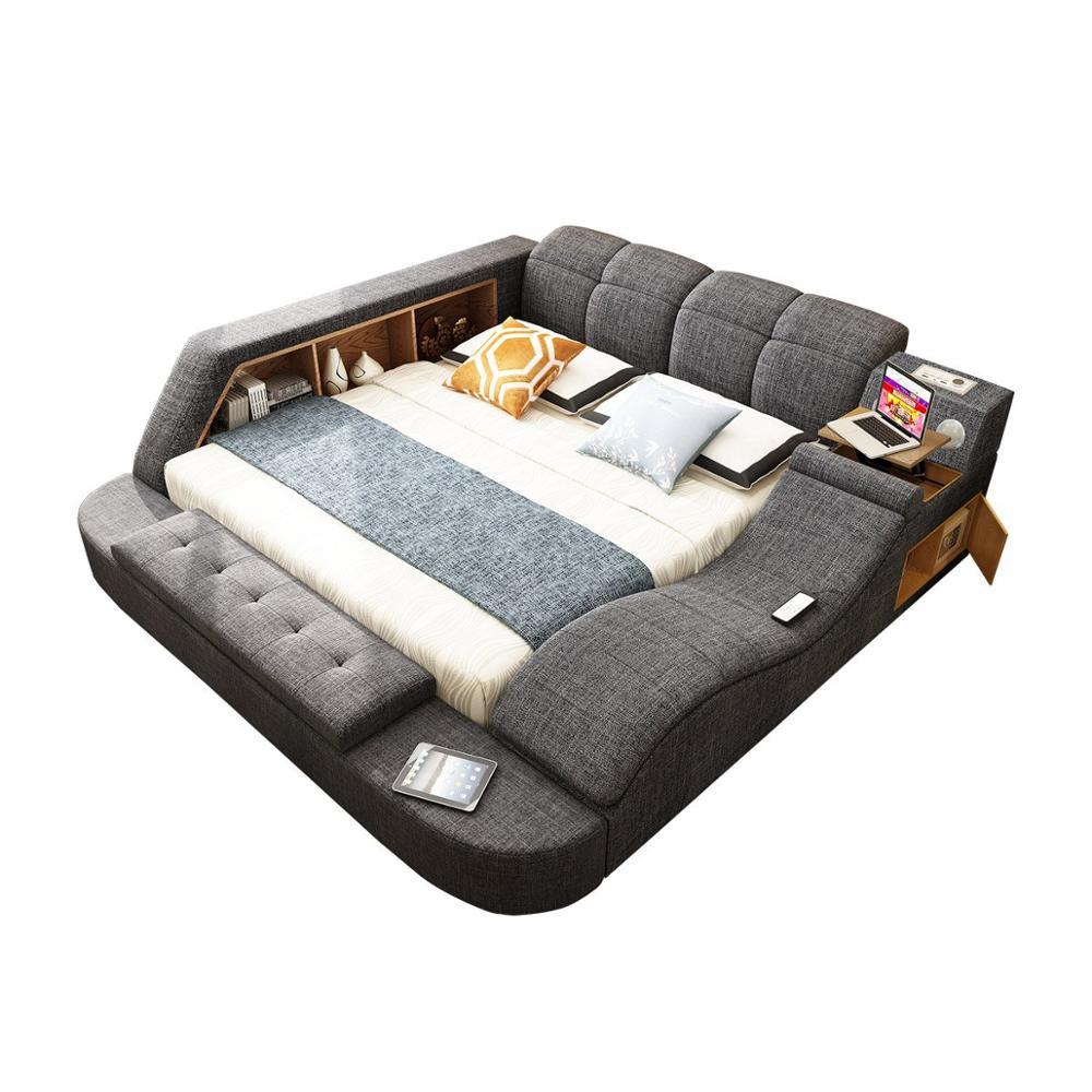 سرير الاسترخاء المريح مفروشات