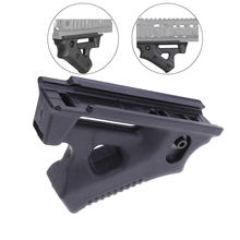 Vertical-Grip Rail Rail-Polymer-Grip Paintball Airsoft 20mm Tactical Front Picatinny
