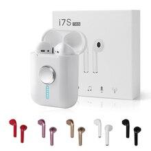 In-Ear Stereo Mic Binaural Call Charging Box I7s Tws Sport Earphones Wireless Bluetooth Headphones 5.0 Earbuds Headphone