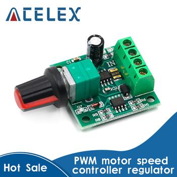DC 1 8V 3V 5V 6V 12V 2A PWM silnik kontrola prędkości ler silnik niskiego napięcia przełącznik kontroli prędkości PWM regulowany moduł napędowy tanie i dobre opinie CN (pochodzenie) NONE DC 1 8V 3V 5V 6V 12V 2A PWM Motor Speed Controller Low Voltage Motor S Drive Module 32*32*15mm
