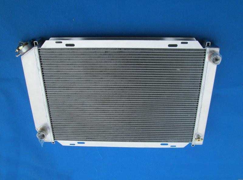 52MM 1979-1993 For FORD MUSTANG GT LX 5.0L V8 302 Aluminum racing radiator