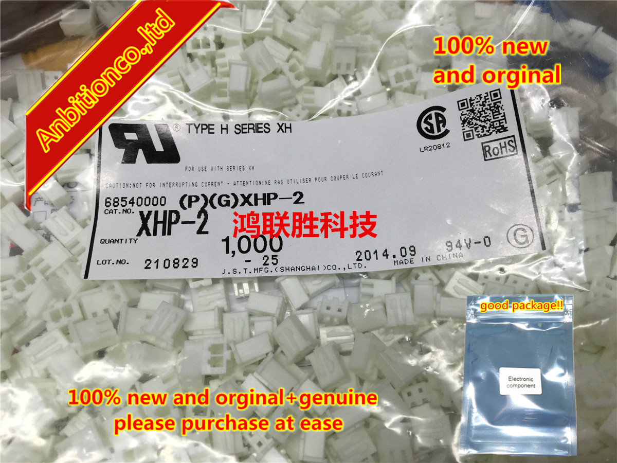 10-100pcs 100% New And Orginal Connector Xhp-2 In Stock