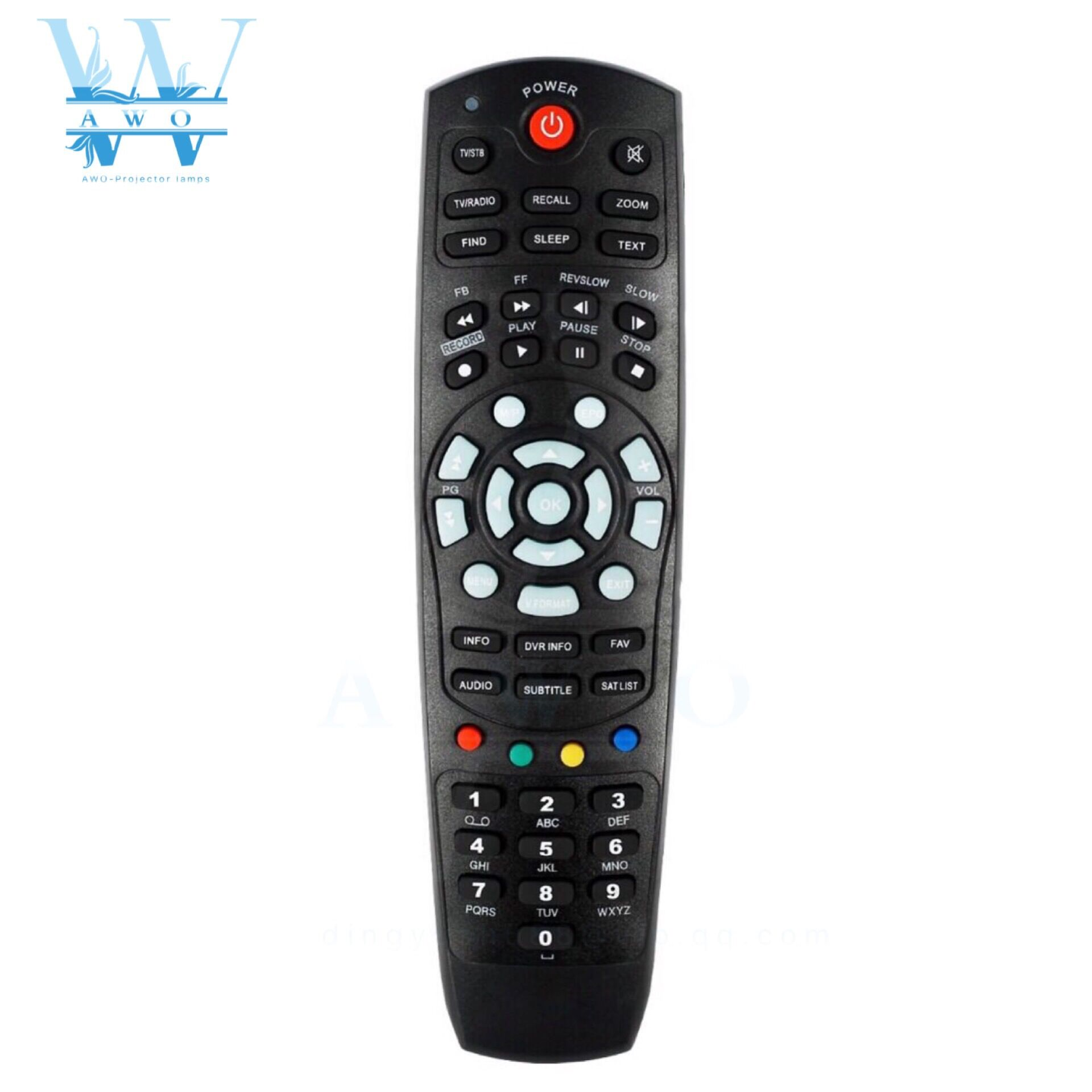 remote control suitable for open box openbox hi box OPENBOX S9 S16 HIBOX F1F2 HD800S2 HD500V8 S9 S10 S11 S12 Skybox F3S F4S F5S image