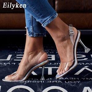 Eilyken PVC Jelly Silver Sanda
