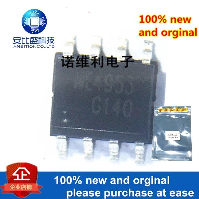 10pcs 100% New And Orginal ME4953 SOP-8 In Stock