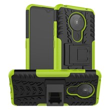 Kickstand Armor Case Voor Nokia 3.2 4.2 2.2 7.2 1.3 2.3 5.3 Shockproof Cover Nokia 2.1 3.1 6.1 7.1 5.1 plus 8.1 Nokia 6 2018 Case