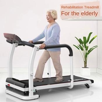 Selfree-máquina para caminar para ancianos, máquina de rehabilitación para ejercicio físico en casa, Entrenamiento de Interior de recuperación de extremidades, cinta de correr de seguridad