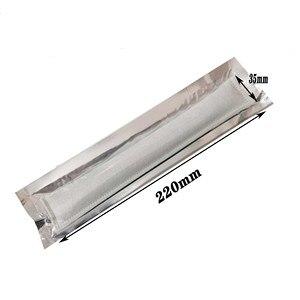 Image 4 - Paquete de filtro de condensador de aire acondicionado para coche, 12 Uds. (tamaño: 180/200/220/250/300/350mm), desecante de radiador, botellas de secado, herramienta de reparación