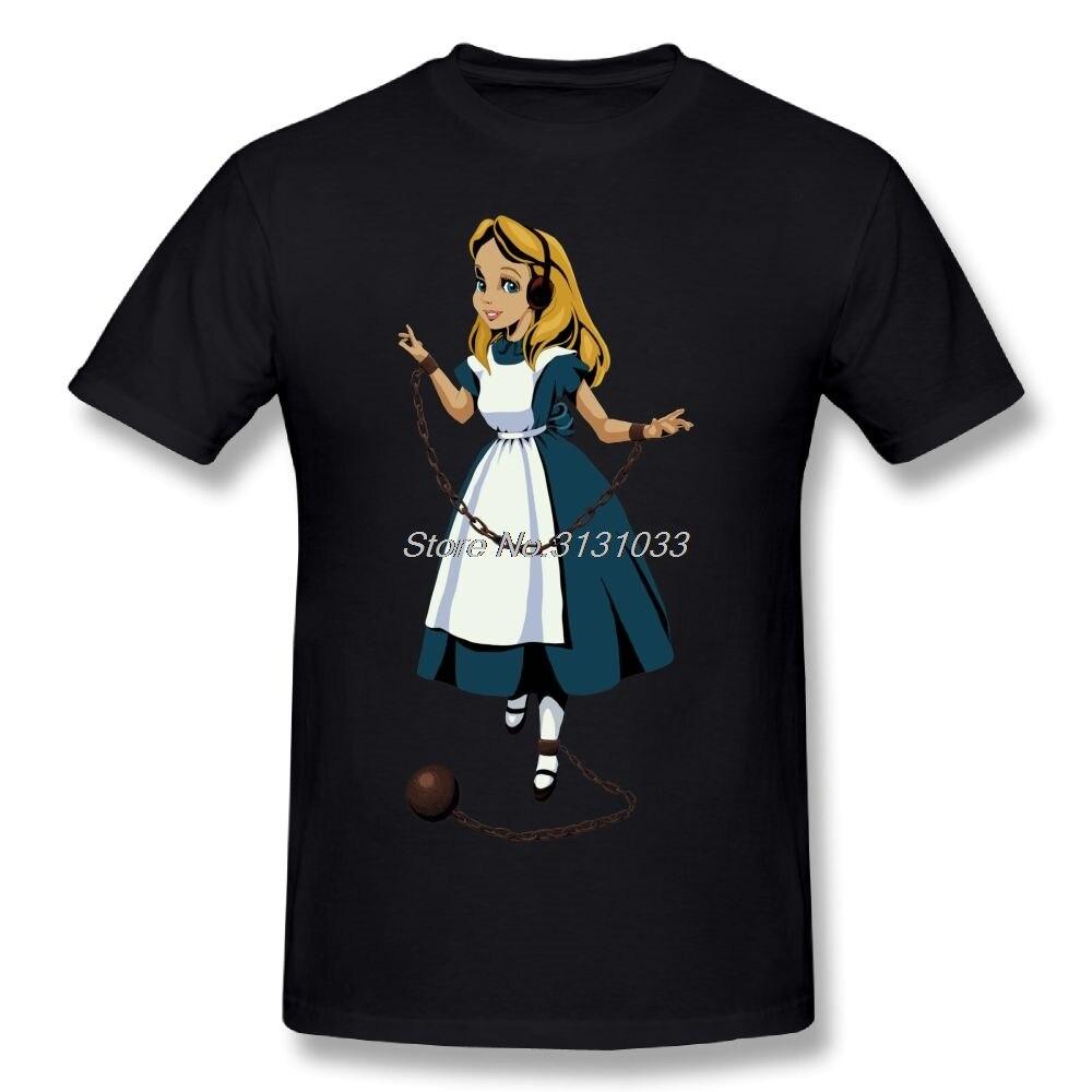 Alice In Chains T Shirt Carton Printed Tshirt Basic Tee Shirt Men Funny T Shirts Plus Size 5XL  Casual T-Shirt Streetwear