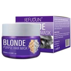 Máscara de tratamento do cabelo hidratante creme copo flexível condicionador 5 segundos reparos danos raiz do cabelo cabelo máscara de cabelo 60ml