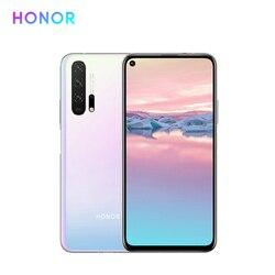 Перейти на Алиэкспресс и купить huawei honor 20 pro mobile phone smartphone cell phone ai quad camera 6.26дюйм. fullview display 4000mah all-day battery dual sim