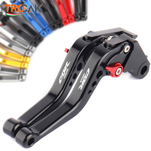 NEW For HONDA CBR500R CB500F X 2013 2014 2015 2016 2017 2018 2019 Motorcycle Accessories Short Adjustable Brake Clutch Levers