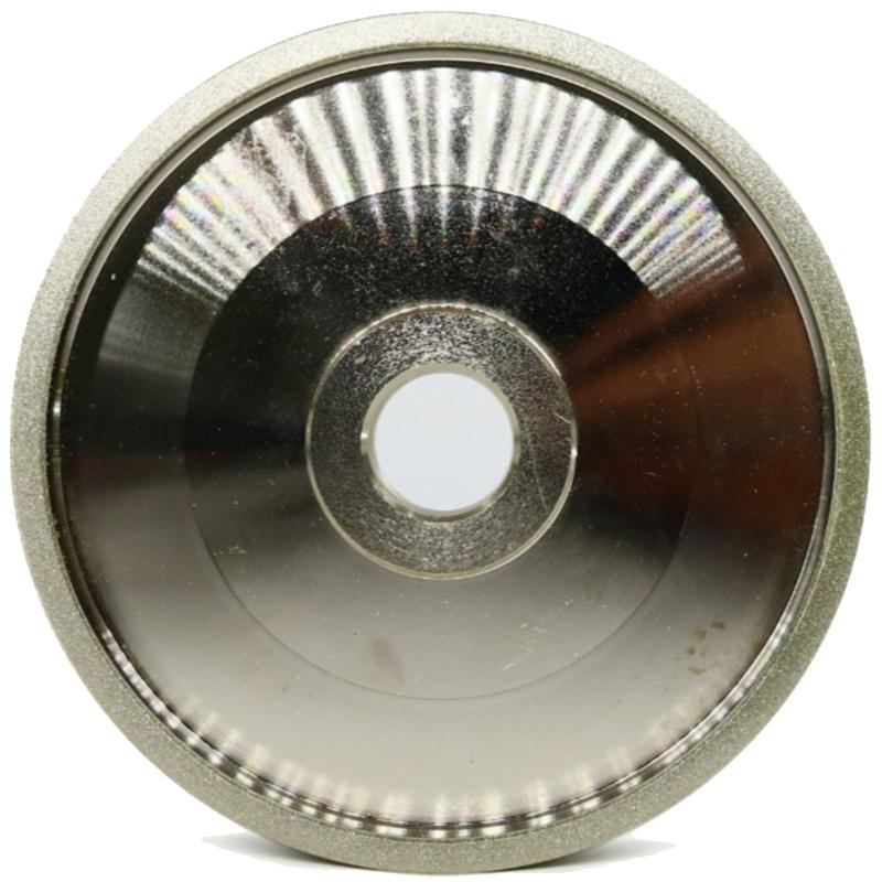 150 Grit Cbn Grinding Wheel Diamond Grinding Wheels Diameter 150Mm High Speed Steel For Metal Stone Grinding Power Tool H5
