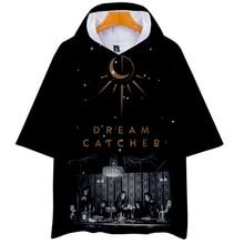 Dreamcatcher Kpop 3D Printed Hooded T-shirts Women/Men Fashi