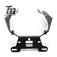 License Plate Holder For HONDA CBR600RR CBR 600 RR 2007-2011 08 09 10 Motorcycle Fender Eliminator Registration Plate Bracket for honda cbr600rr 2007 2013 08 09 10 11 12 silver motorcycle fender eliminator registration license plate holder bracket