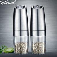 Moulin à poivre et sel électrique automatique 1