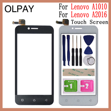 Touch Glass For Lenovo A Plus A1010 A 1010 A1010a20 Touch Screen For Lenovo Vibe B A2016 A40 Sensor Digitizer Panel TouchScreen