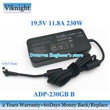 Натуральная adp 230gb b ноутбук Зарядное устройство 195 v 118a