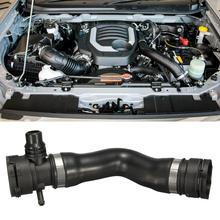 Blcak Car Upper Radiator Coolant Hose For 325I 325XI 328I 328XI 330I Z4 E90 17127531579 Radiator Hose Car Accessories radiator hose 294 1778 for excavator e311 caliber 16mm length 185mm