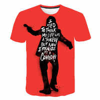 Plus Größe XXS-6XL Kühle Joker 2019 neue T Shirt Sommer Warum So Ernst Harajuku T-shirt Crew Neck Casual T Shirt homme De Marque